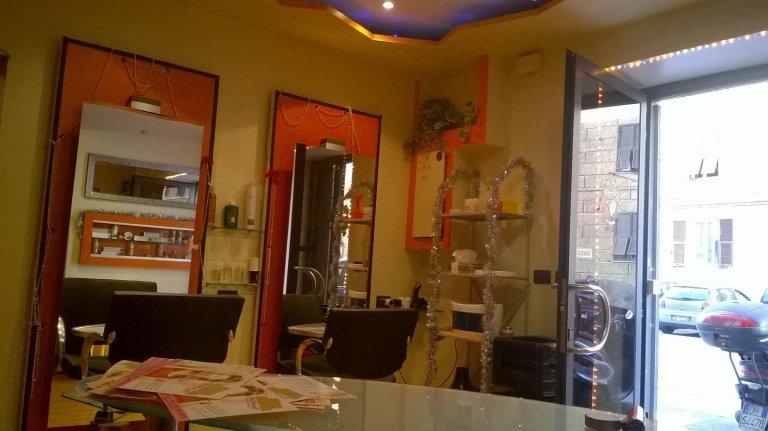salone parrucchieri via rivarolo