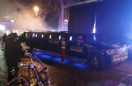 Noleggio limobus e limousine