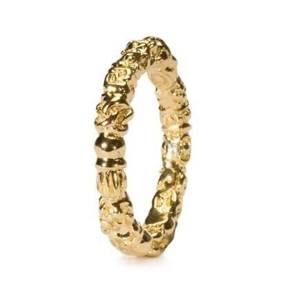 anello troll in oro