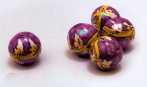 perle caltagirone viola