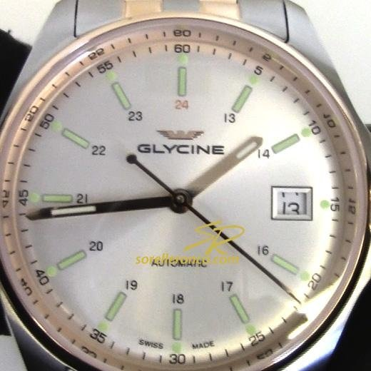 orologio glycine combat 6 automatico
