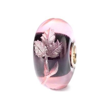 intarsio di rosa