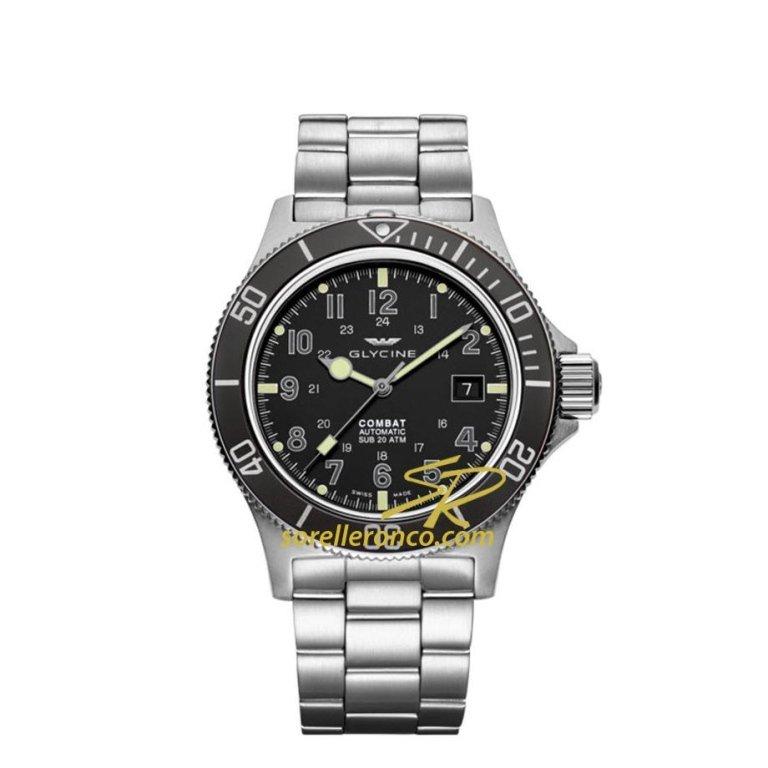 orologio glycine Combat Sub Vanguard