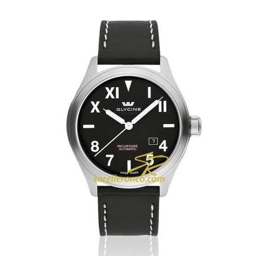 orologio glycine automatico 44mm california