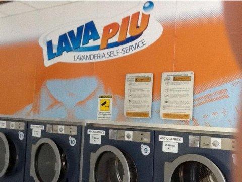 lavanderia self-service