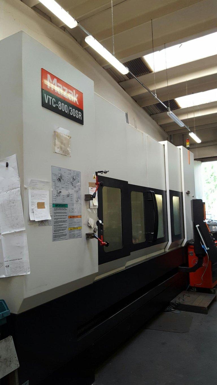 macchine per la lavorazione meccanica