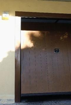 porta garage automatizzata