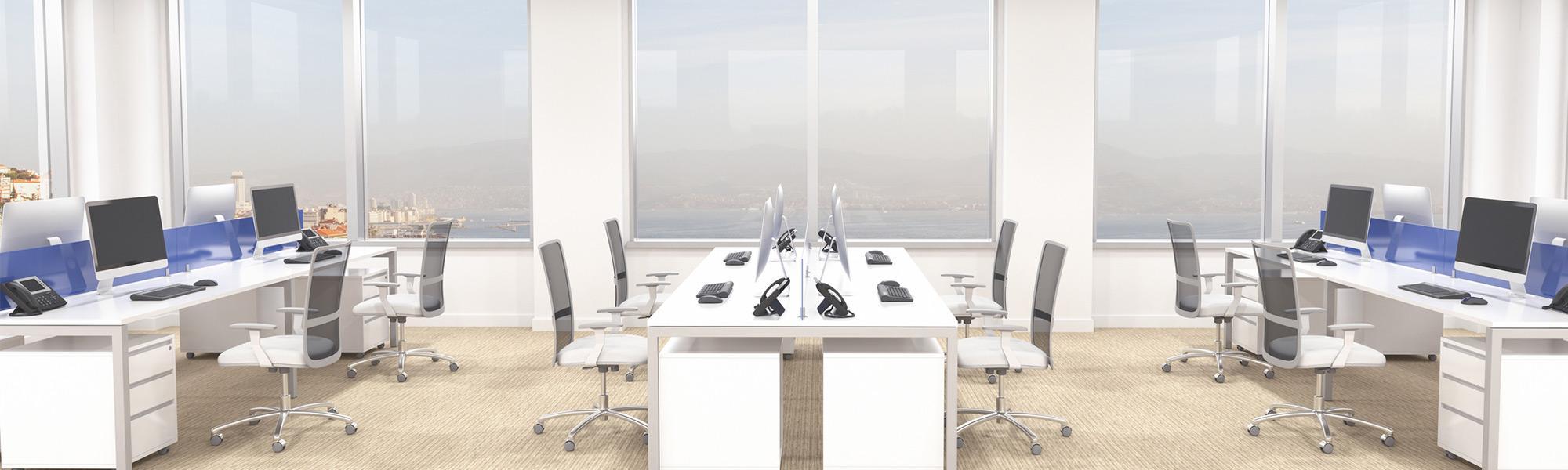 Arredo ufficio firenze poltrona ufficio ergonomica for Arredo ufficio design low cost