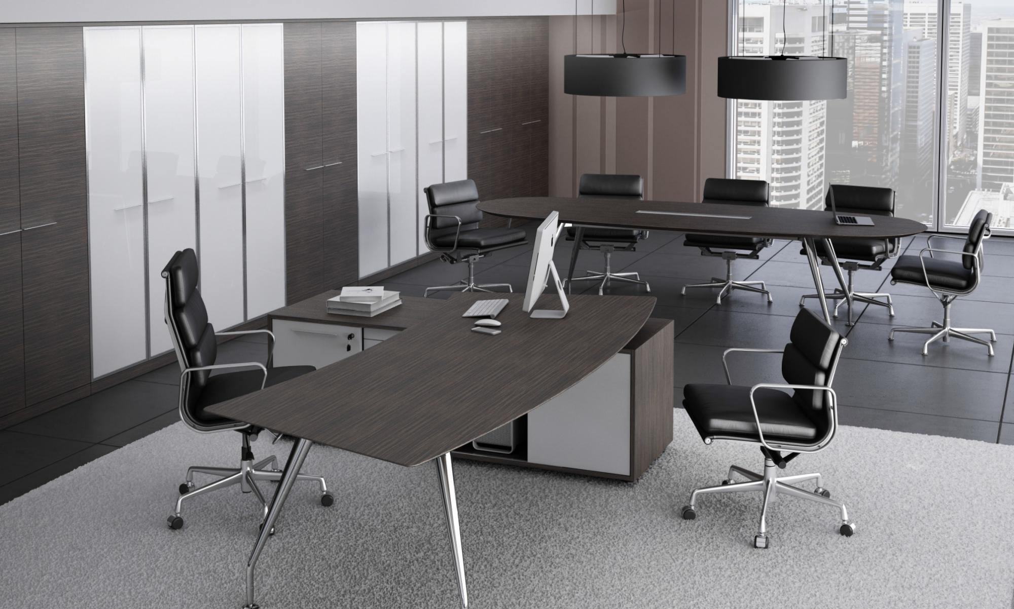 Arredi per uffici direzionali firenze progetto ufficio for Ufficio direzionale design