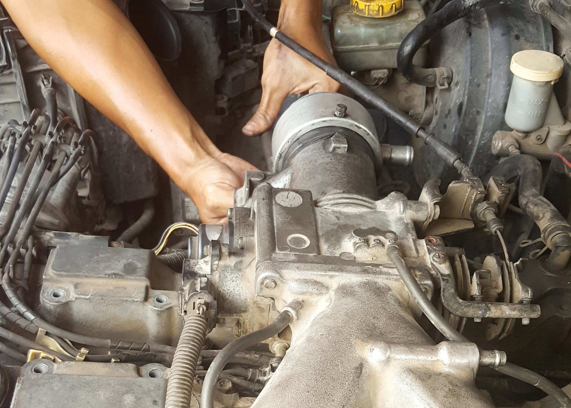 Transmission Repair Allen, TX