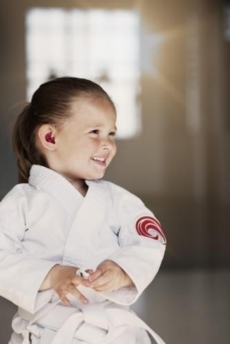 Apparecchi acustici pediatrici