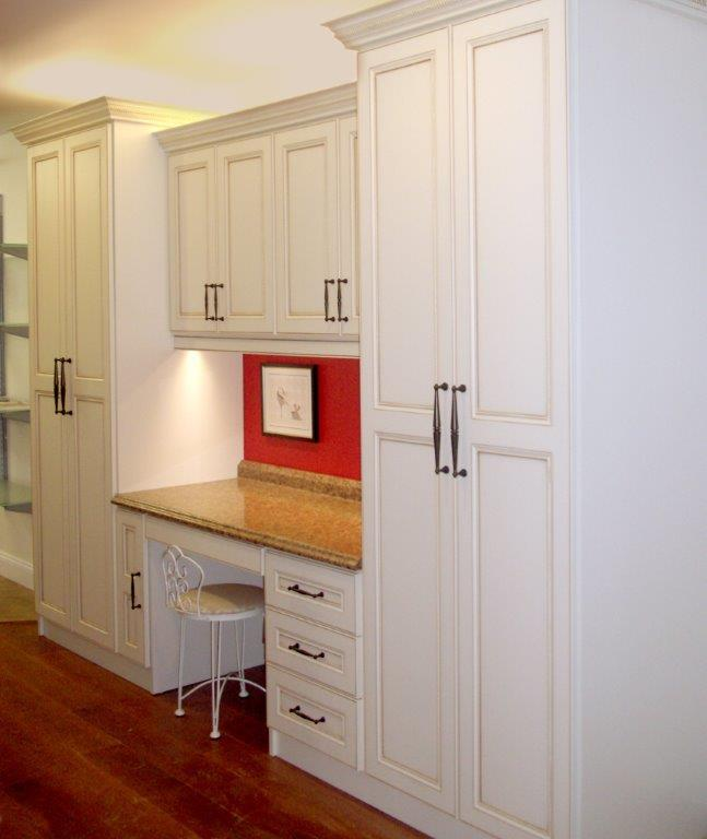 Custom closets and in home consulting