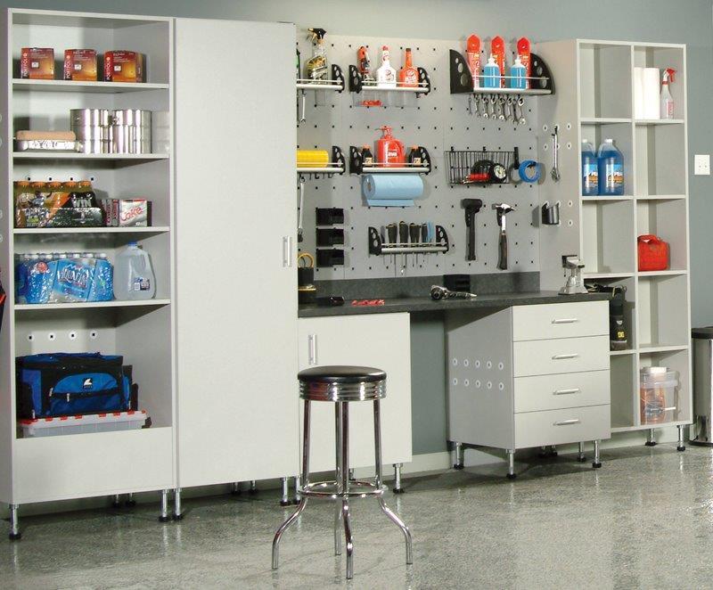 Custom closet design and reorganization services