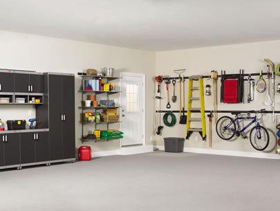 Custom garage services