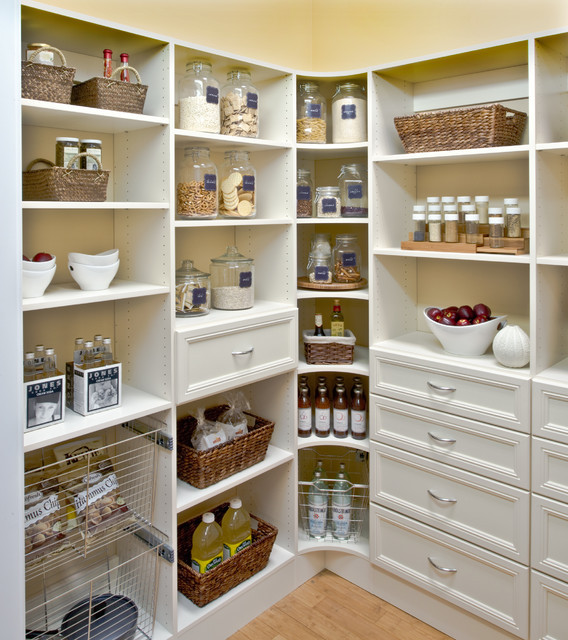 Personalized in home organization