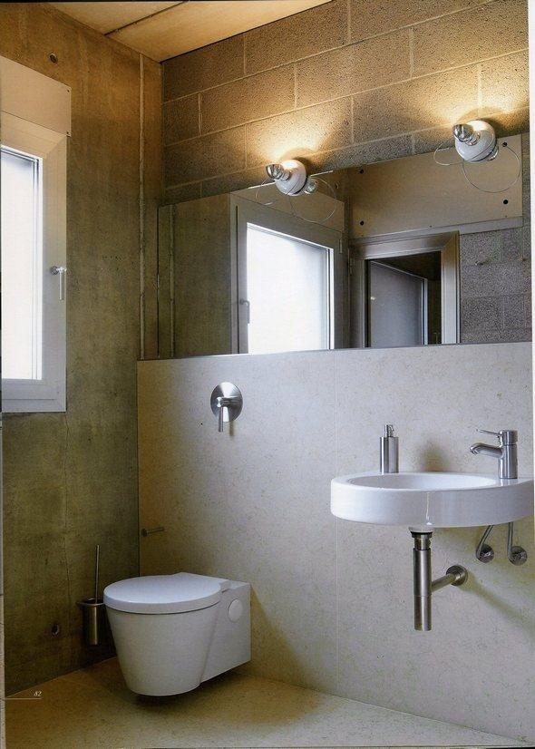 bagno in marmo verona