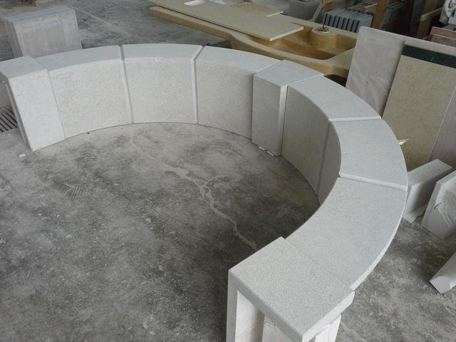 Lavorato in marmo verona