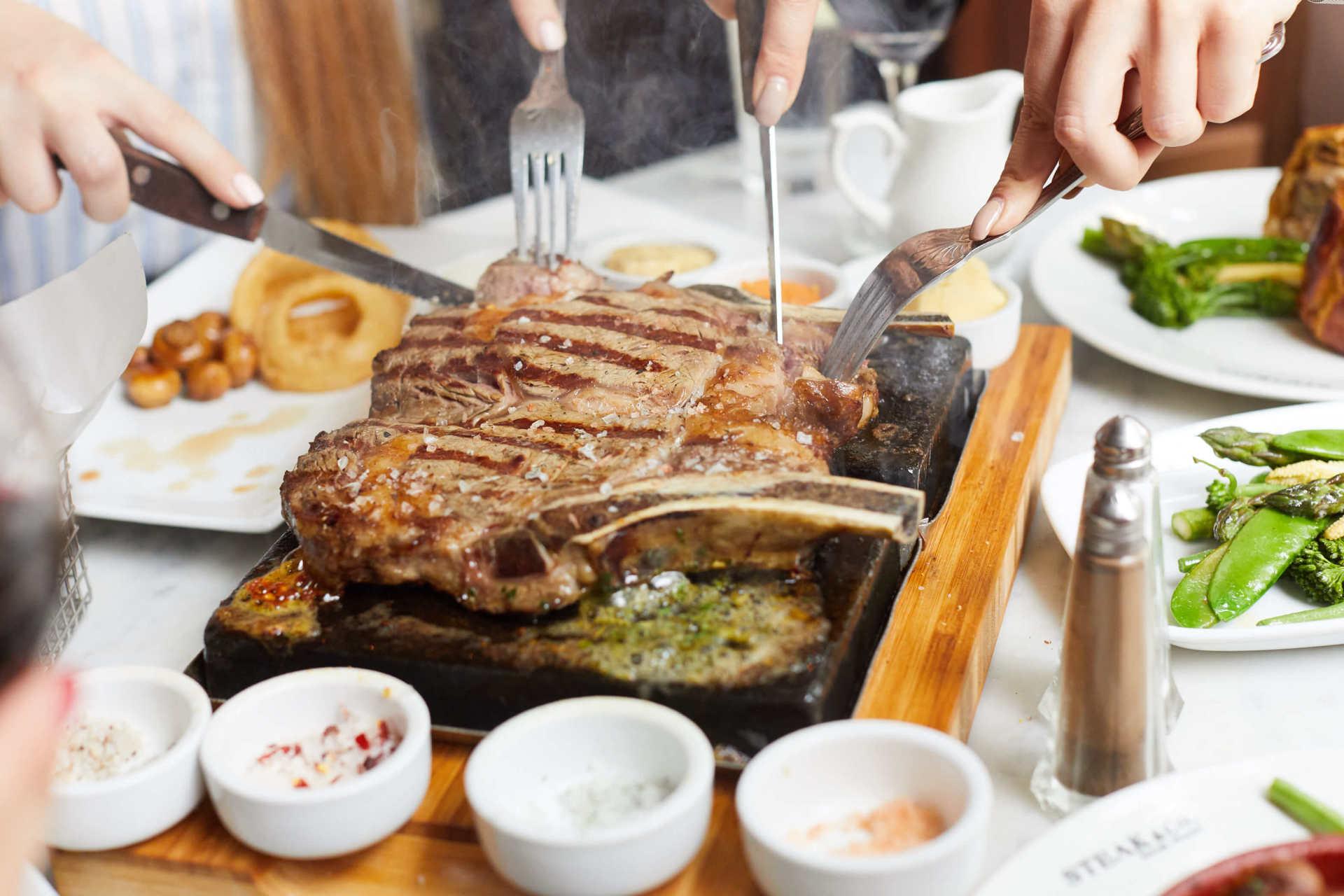Steak & Co   London Steakhouse Restaurant