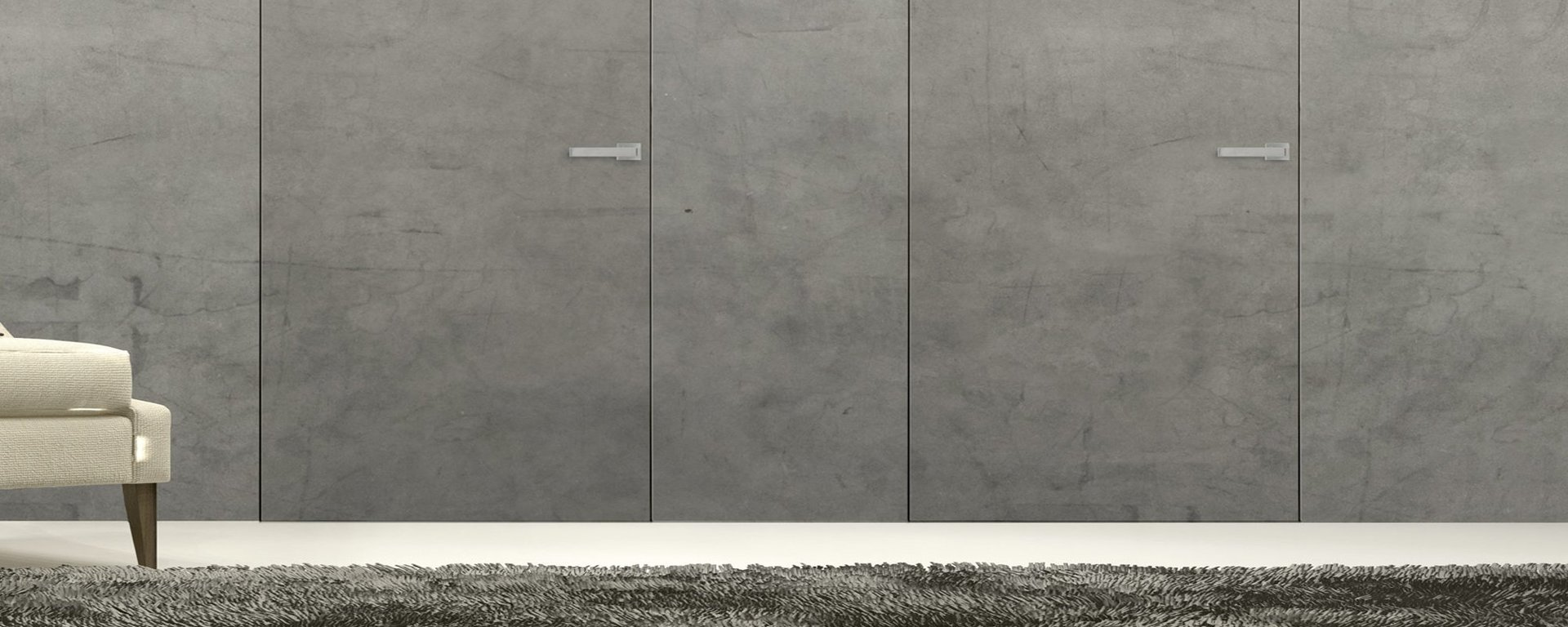 porte grigie