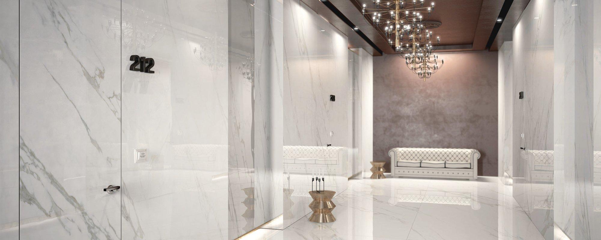 arredamento in marmo