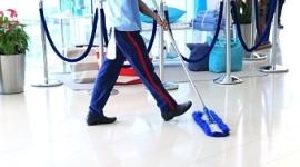 servizio per le imprese, lavaggio pavimenti, pulizia ottimale