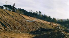 scavi per strade, riempimenti con terra, realizzazione tunnel
