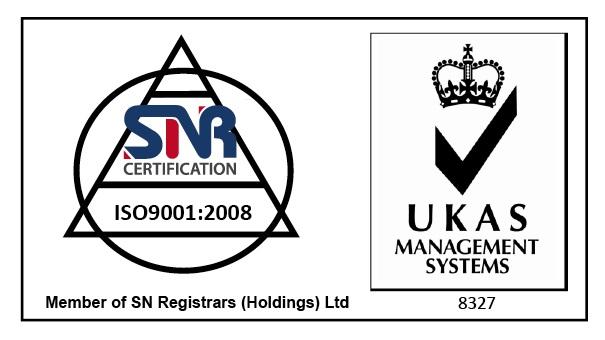 ISO9001:2008 logo