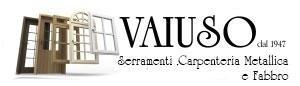VAIUSO FABBRO - SERRAMENTI - PORTE - CARPENTERIA METALLICA
