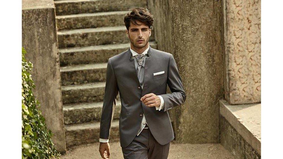Claudio Pucci collezione sposo