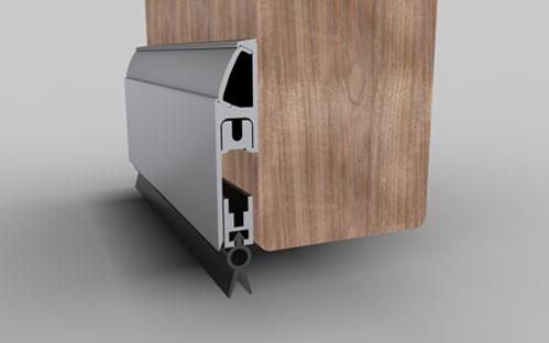 Under Door Seal Soundproofing