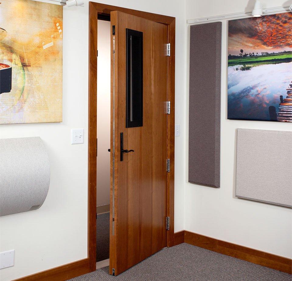 Professional Soundproof Door