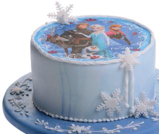 stampa su torta
