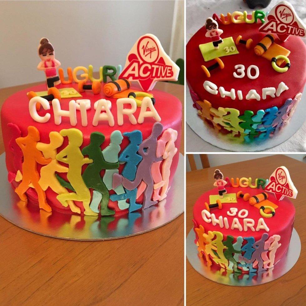 torta 30 anni