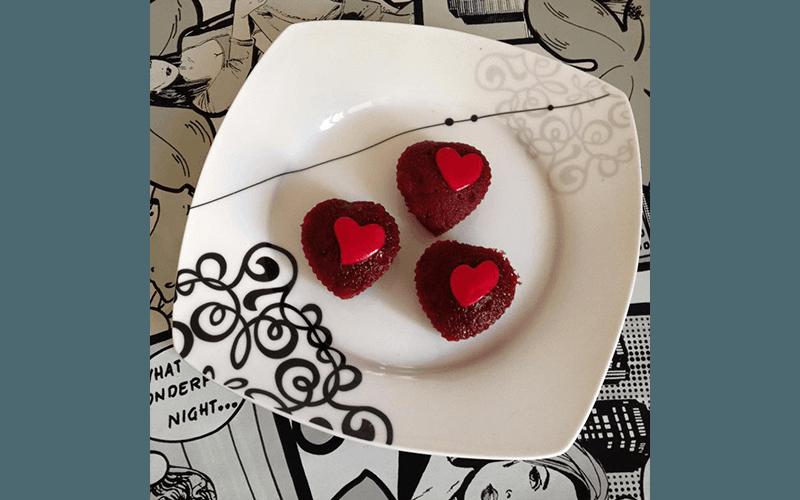 Dolcetti personalizzati, San Valentino