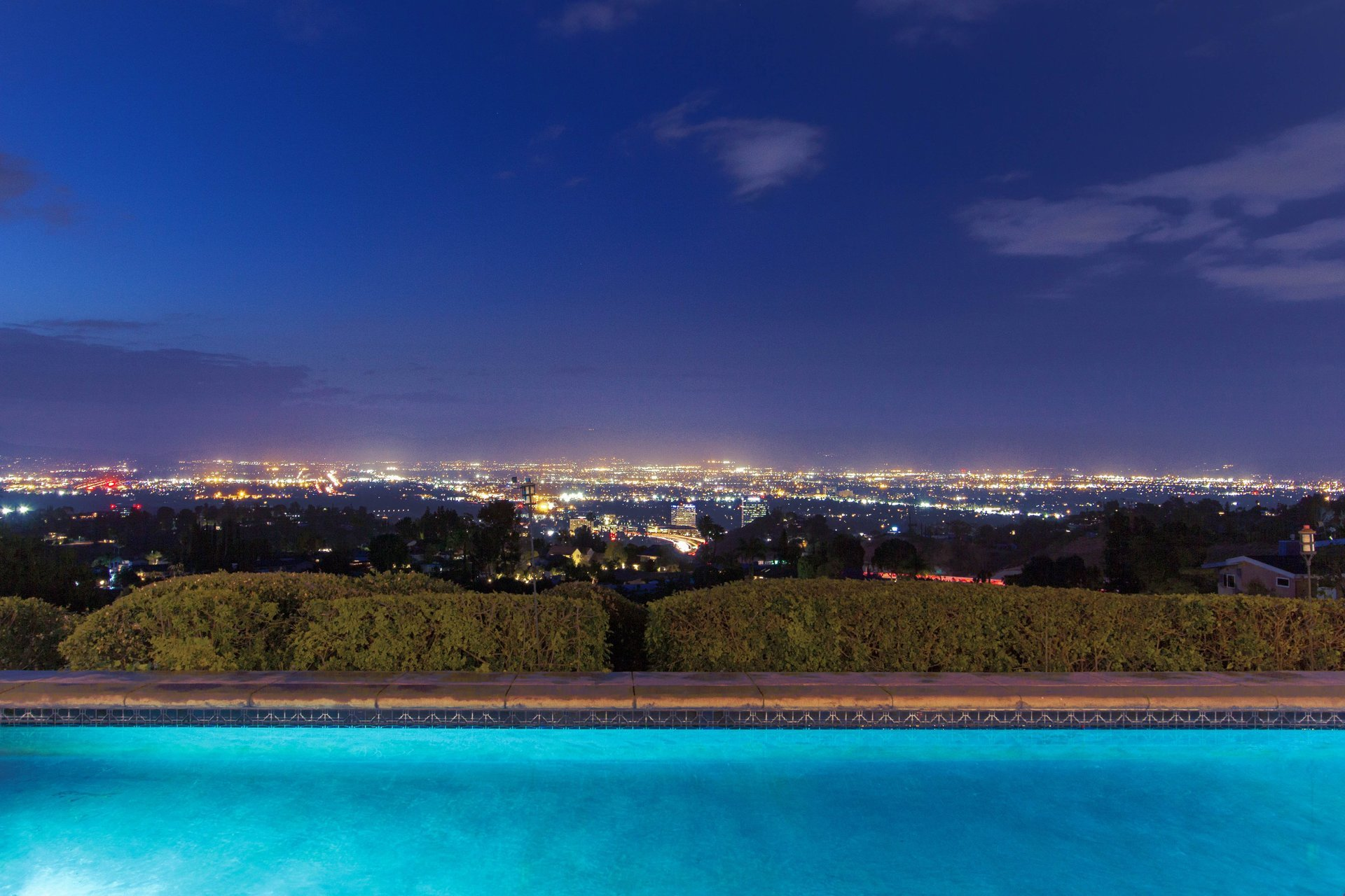 Sherman Oaks property with stunning views