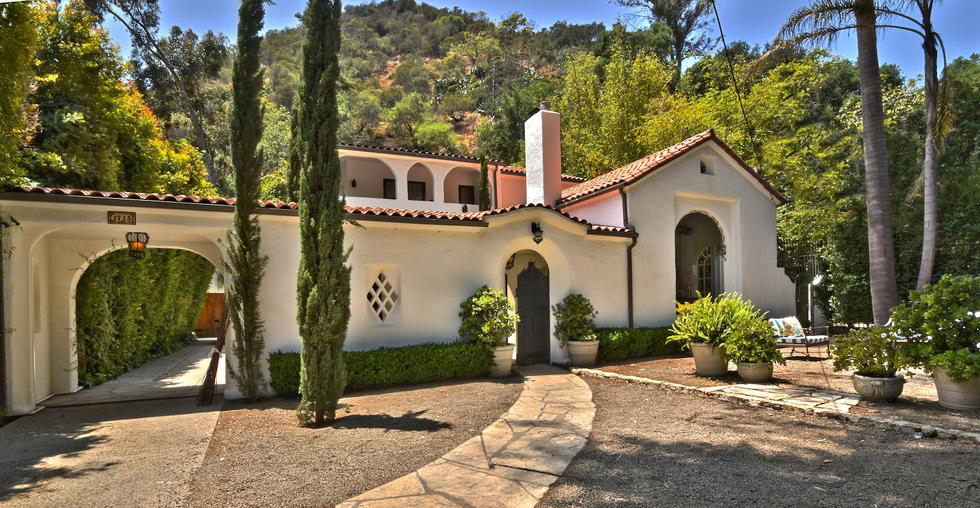 Architectural history in Beverly Hills