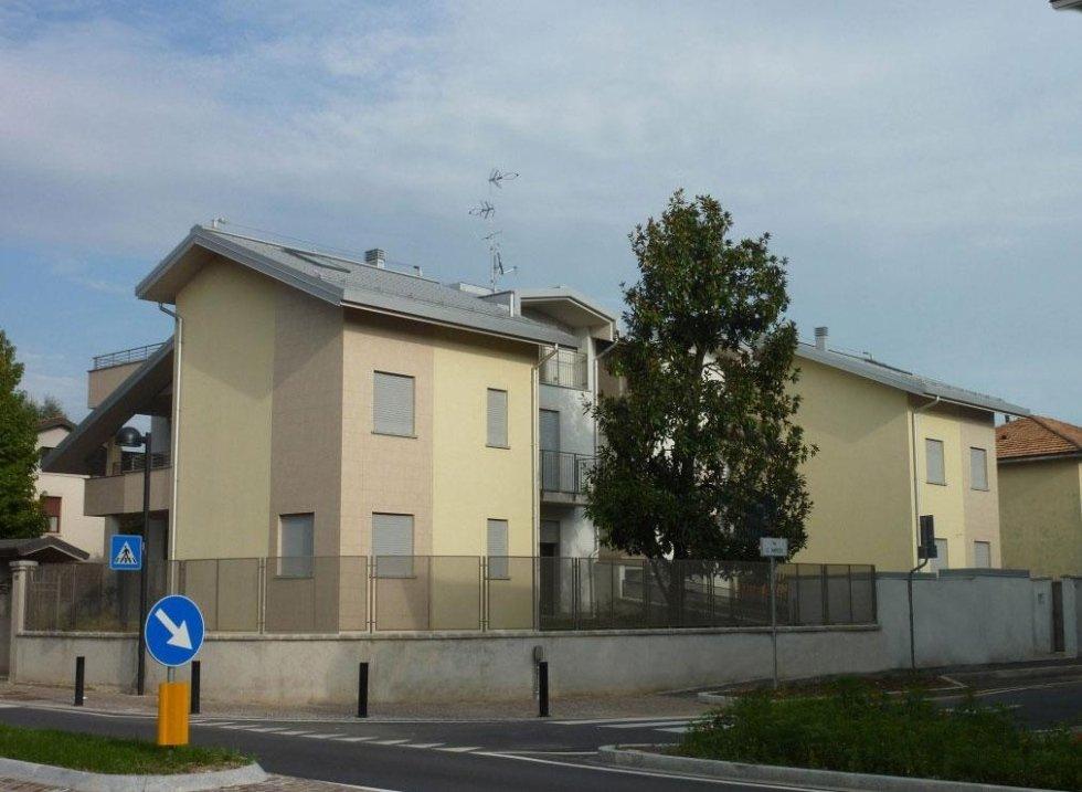 Costruzione palazzina residenziale