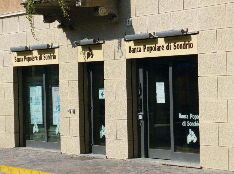Ristrutturazione filiale banca