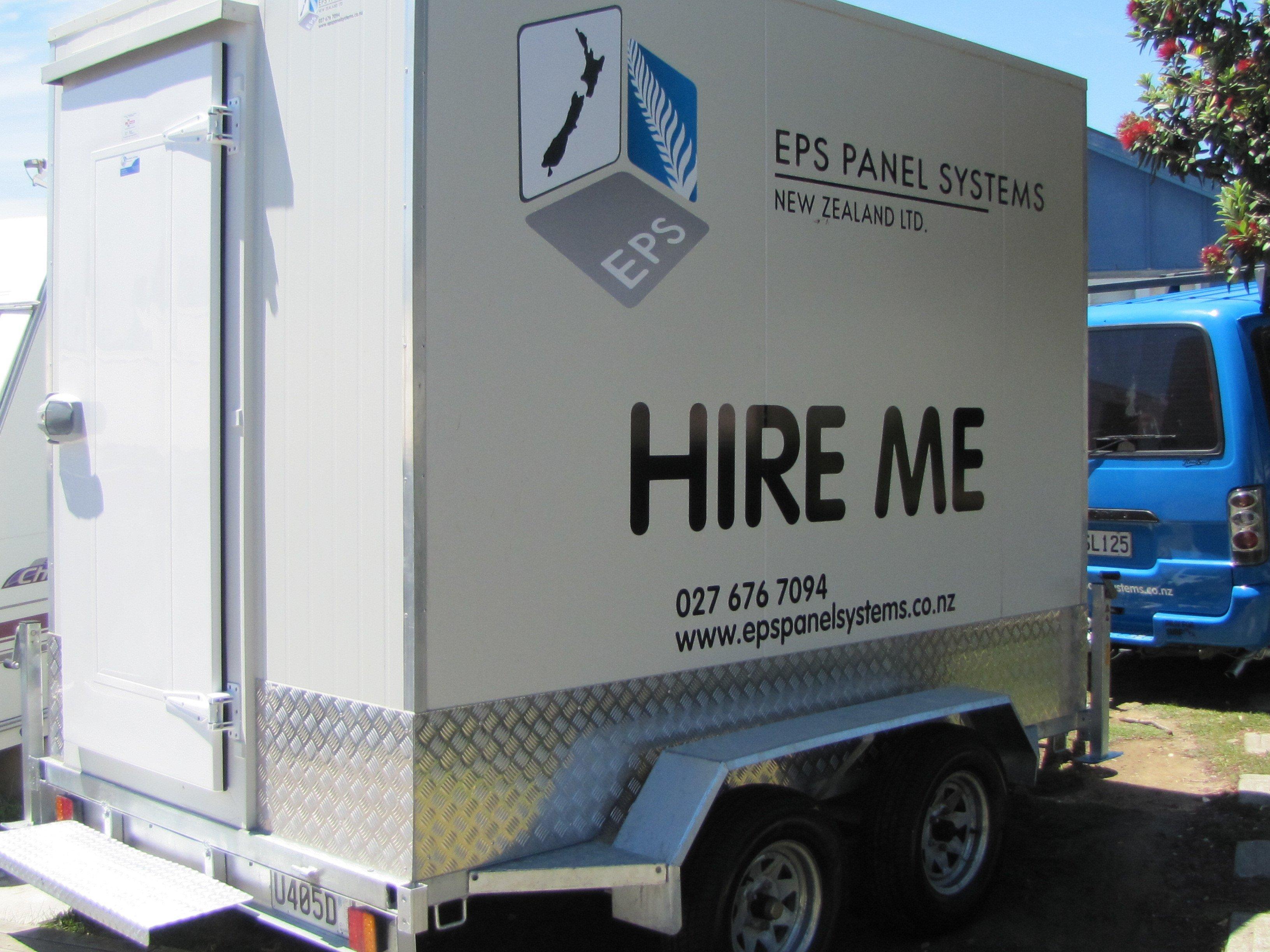EPS Panel System vehicle