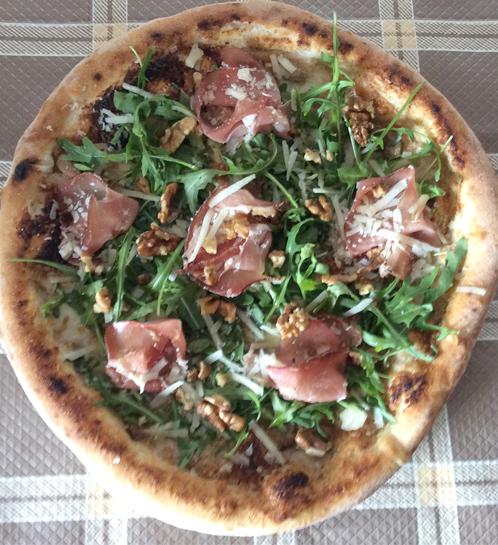 Pizza a' nocella