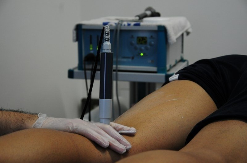 Tecarterapia gambe