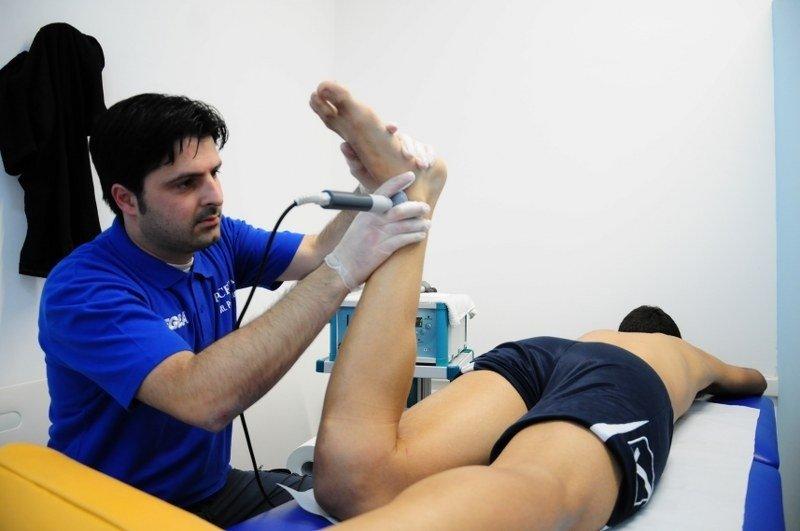 Fisioterapia post traumatica