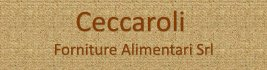 Ceccaroli forniture alimentari Srl logo