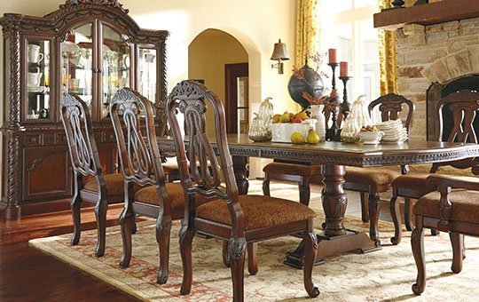 View All Ashley Northshore Dining Set North Shore Room Extension Table