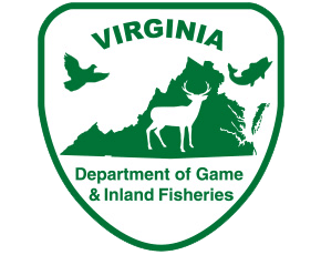 virgina department of game and inland fisheries logo