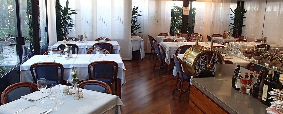 ristorante al porto