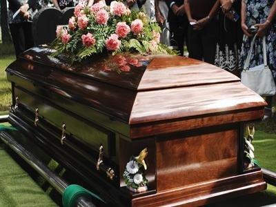 casse funebri, cerimonia