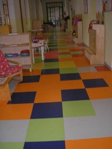 pavimento colorato