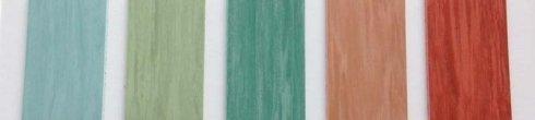 pavimento PVC con sfumature