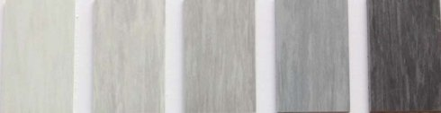 pavimento PVC sfumature di grigio